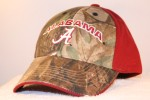 University of Alabama Camo Halfback Hat