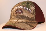 Mississippi State University Camo Halfback Hat