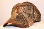 Texas A and M University Camo Hat