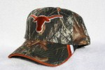 University of Texas Longhorns Camo Hat