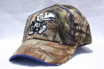 University of Kansas Jayhawk Camo Hat