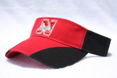 University of Nebraska Cornhuskers Team Visor