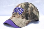 Texas Christian University Ice Camo Hat-Cap-Lid