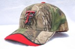 Texas Tech Iceberg Camo Hat-Cap-Lid